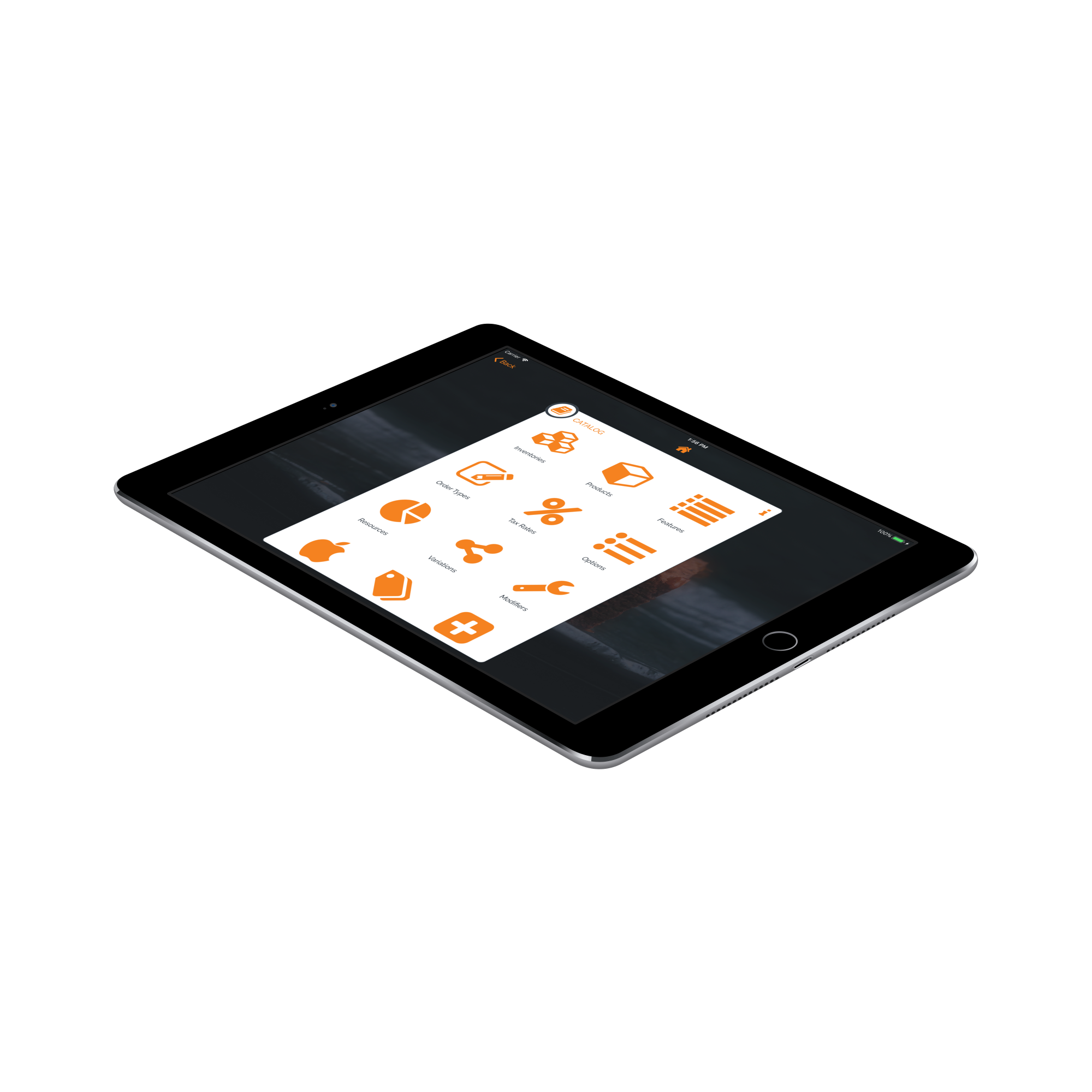 ipad catalog -  PosApptive Mobile Point of Sale Software (POS)