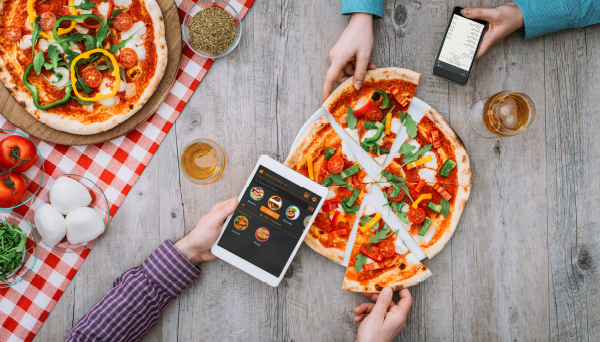 pizza  - PosApptive Mobile Point of Sale Software (POS)
