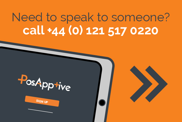 speak  - PosApptive Mobile Point of Sale Software (POS)